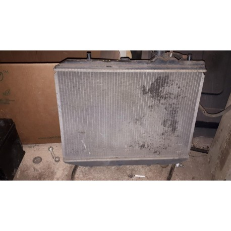 Радиатор охлаждения Лифан Смайли (Lifan Smily I (320))