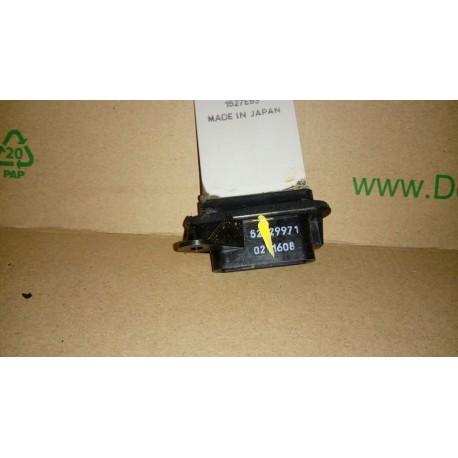 Резистор печки Шевроле Авео Т 300 (Chevrolet Aveo II)