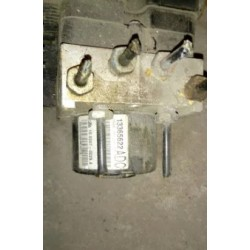 13365622 Блок абс Шевроле Круз (Chevrolet Cruze I)
