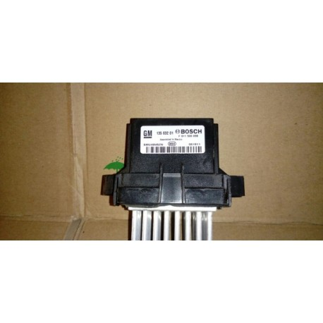 13503201 резистор отопителя Шевроле Круз (Chevrolet Cruze I)