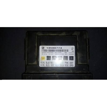 13580774 блок комфорта Шевроле Круз (Chevrolet Cruze I)