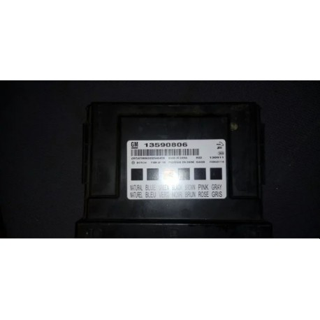 13590806 блок комфорта Шевроле Круз (Chevrolet Cruze I)