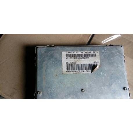 16184358 Электронный Блок Шевроле Эпика (Chevrolet Epica)