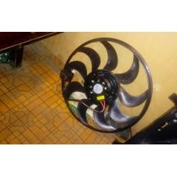 3137230078 вентилятор охлаждения Шевроле Авео Т 300 (Chevrolet Aveo II)