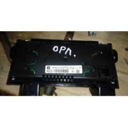 95192371 Дисплей информационный Шевроле Орландо 2.0 (Chevrolet Orlando I)
