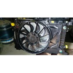 95460100 Вентилятор охлаждения Шевроле Кобальт (Chevrolet Cobalt)