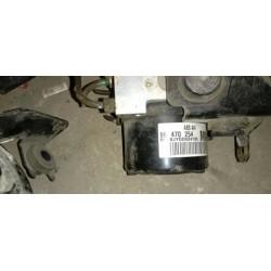 96470254 Блок ABS Шевроле Авео Т 200 (Chevrolet Aveo T200)
