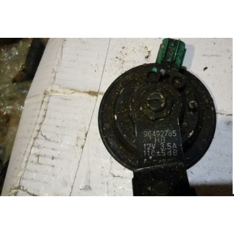96492785 Сигнал звуковой Шевроле спарк М200