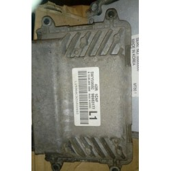 96983177 блок управления двигателем Авео Т 250 (Chevrolet Aveo T250) 1.2