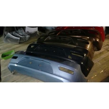 Бампер задний Шевроле Круз (Chevrolet Cruze I) хетчбек