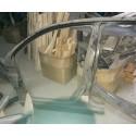 Боковина левая Шевроле спарк М200 96599825