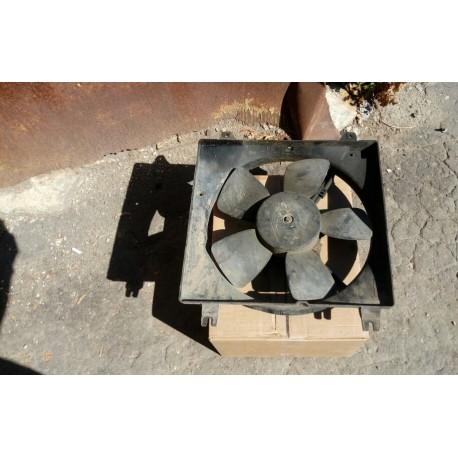 Вентилятор охлаждения Шевроле Лачетти (Chevrolet Lacetti)