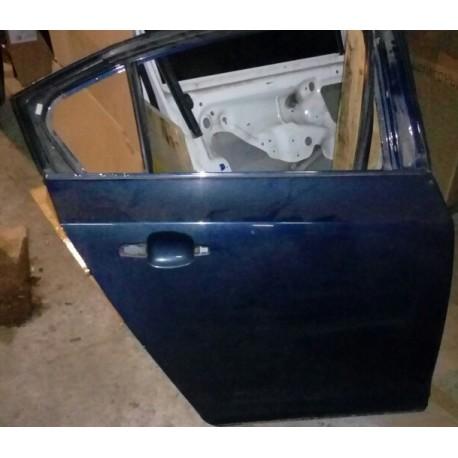 Дверь Шевроле Круз (Chevrolet Cruze I) задняя правая седан