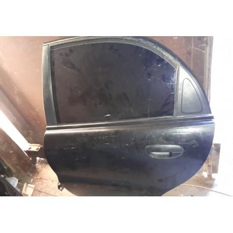 Дверь Шевроле Ланос (Chevrolet Lanos I) задняя левая