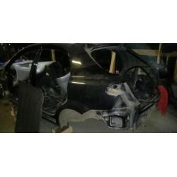 Крыло Шевроле Лачетти (Chevrolet Lacetti) заднее левое хечбек