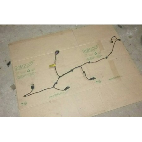 Проводка заднего бампера Шевроле Круз (Chevrolet Cruze I) хечбек