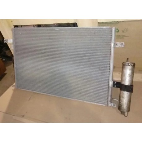 Радиатор кондиционера Шевроле Лачетти (Chevrolet Lacetti)