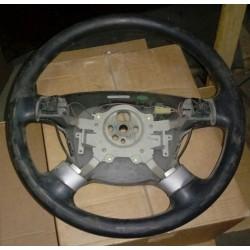 Руль Шевроле Лачетти (Chevrolet Lacetti) пластик