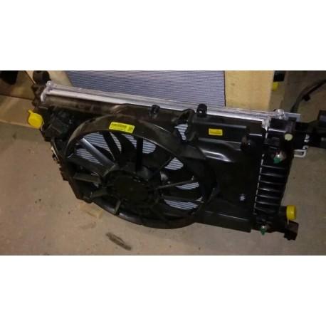 Кассета радиаторов Шевроле Кобальт (Chevrolet Cobalt) автомат