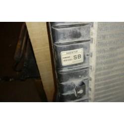 Радиатор Шевроле Авео Т 250 (Chevrolet Aveo T250) 1.2 96816481