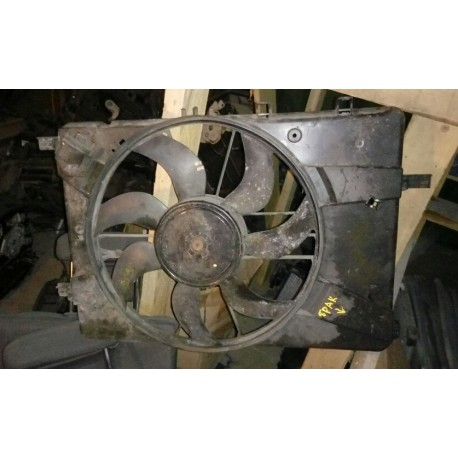 Вентилятор Шевроле Круз (Chevrolet Cruze I) 1.6