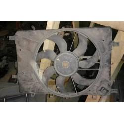 Вентилятор с диффузором Шевроле Круз (Chevrolet Cruze I)