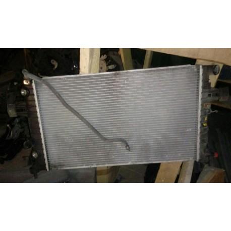 Радиатор охлаждения Опель Астра (OPEL ASTRA J) 13145211