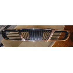 Решетка радиатора Шевроле Ланос (Chevrolet Lanos I) (dw35-093-0)