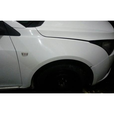 Крыло Шевроле Круз (Chevrolet Cruze I) переднее правое