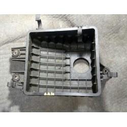 Корпус воздушного фильтра Шевроле Ланос (Chevrolet Lanos I) низ