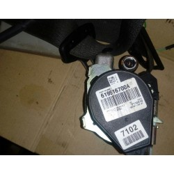 Ремень безопасности Шевроле Орландо (Chevrolet Orlando I) 619516700 правый