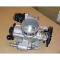 Дроссельная заслонка Шевроле Авео Т 250 (Chevrolet Aveo T250) 1.2 16 клапанов