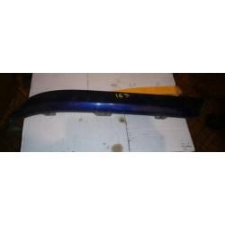 Накладка бампера Опель Астра Н (OPEL ASTRA H) правая 13138163