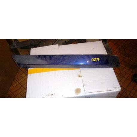 Накладка бампера Опель Астра Н (OPEL ASTRA H) левая 13138162