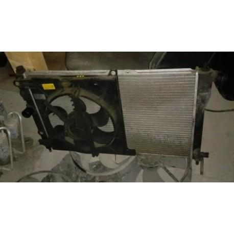 Кассета радиаторов ДЭУ Нексия (Daewoo Nexia) 1.5 механика