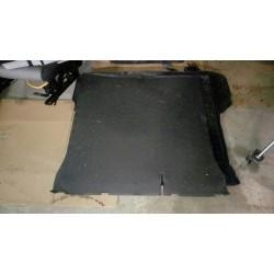 Коврик багажника Шевроле Кобальт (Chevrolet Cobalt) ткань